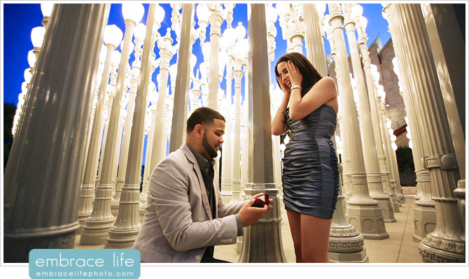 Los Angeles Engagement Photography - 01