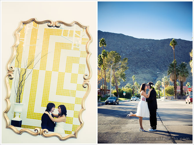 Palm Springs, California Wedding