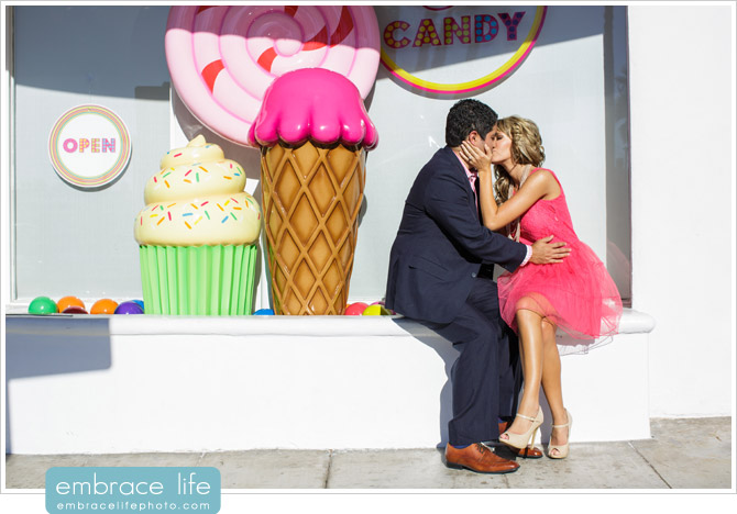 Candy Store Engagement Session- 05