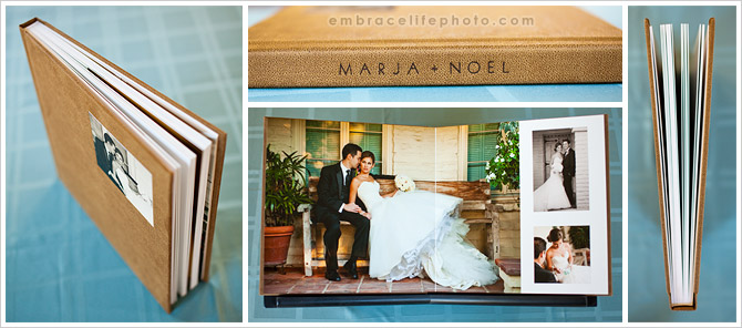 Newport Beach Wedding Photography Album