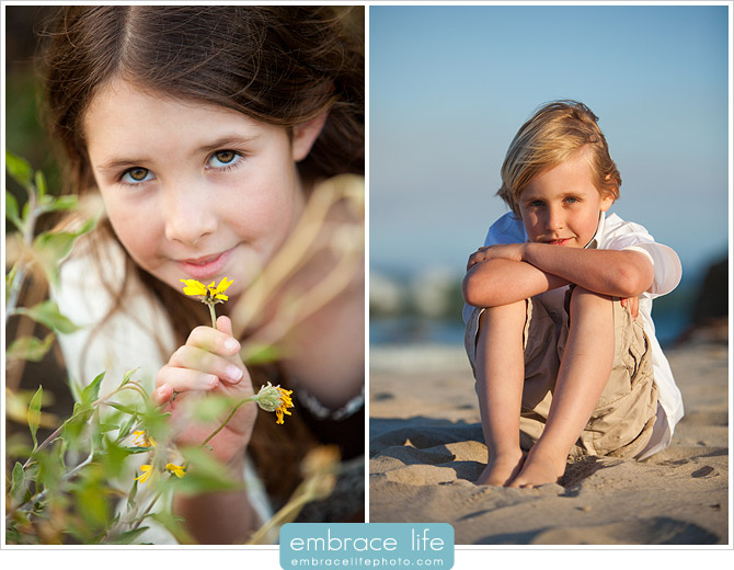 Malibu, California Beach Portrait Photography 2