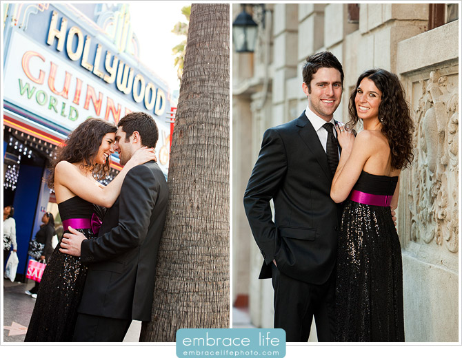 Hollywood Engagement Shoot - 06
