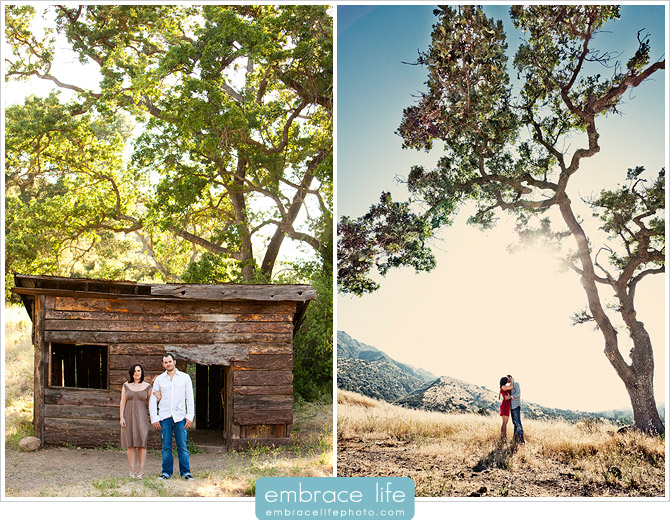 Agoura Hills Engagement Portraits - 01