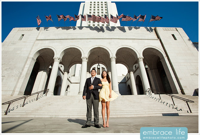 Los Angeles Engagement Photographer - 01
