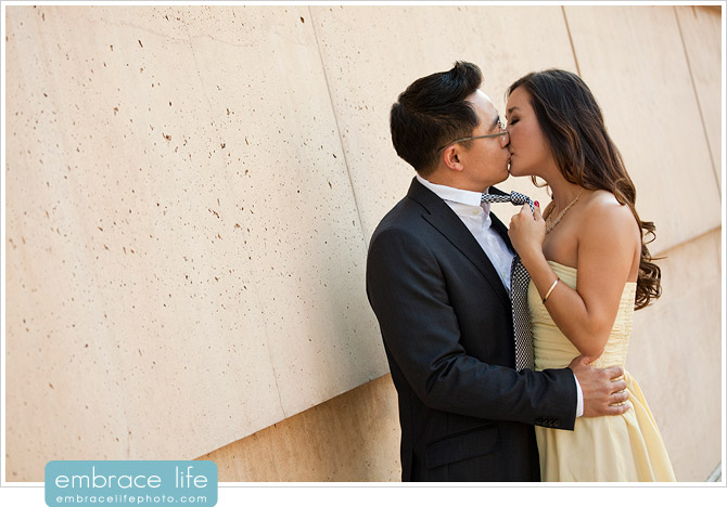 Downtown Los Angeles Engagement Photography - 10