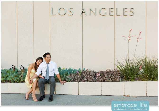 Los Angeles Engagement Photography - 14